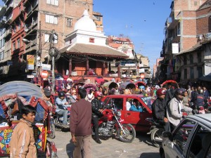 nepal traffic