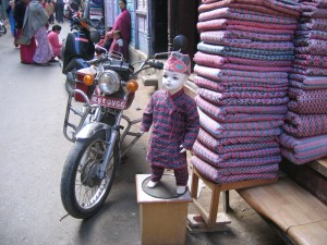 nepal street