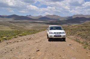 Lesotho Road